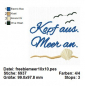 Preview: Freebie Stickdatei Kopf aus Meer an